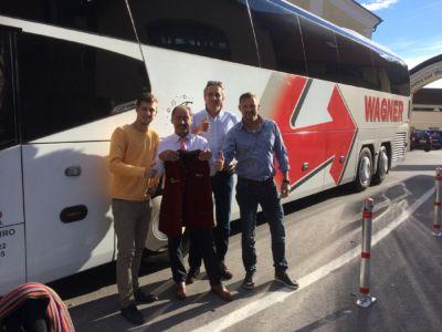 Kroatien Fanreise 2016