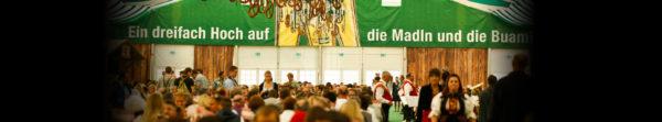 Wiener Wiesn-Fest 2016 - Gösser-Zelt - Mi 28. Sep. – Do 29. Sep