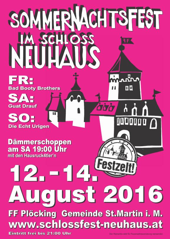 Frühschoppen im Schloss Neuhaus