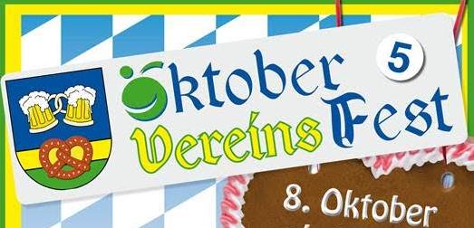 """HÖRSCHINGER Jubiläum! - 5 Jahre """"Oktober-Vereins-Fest"""""""