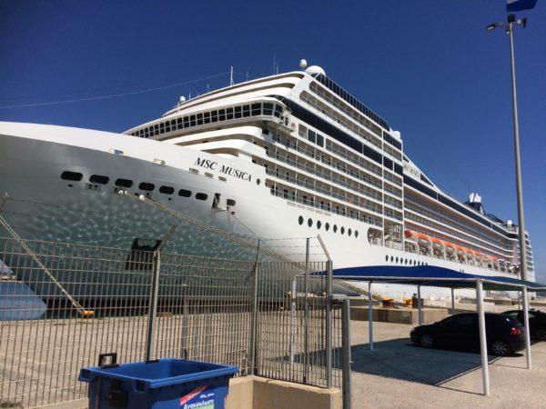 FOTOS Mittelmeerkreuzfahrt